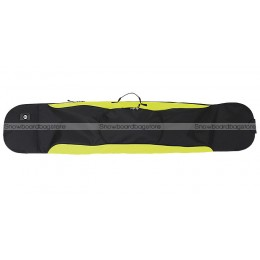PK Wave Black Green 175cm snowboardbag